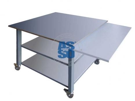 Banco Di Lavoro Per Laboratorio Chimico : Tavoli per basi stampa tavoli da lavoro assoprint