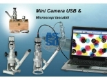 POCKET-SIZED MICROSCOPES WITH MINI CAMERA USB